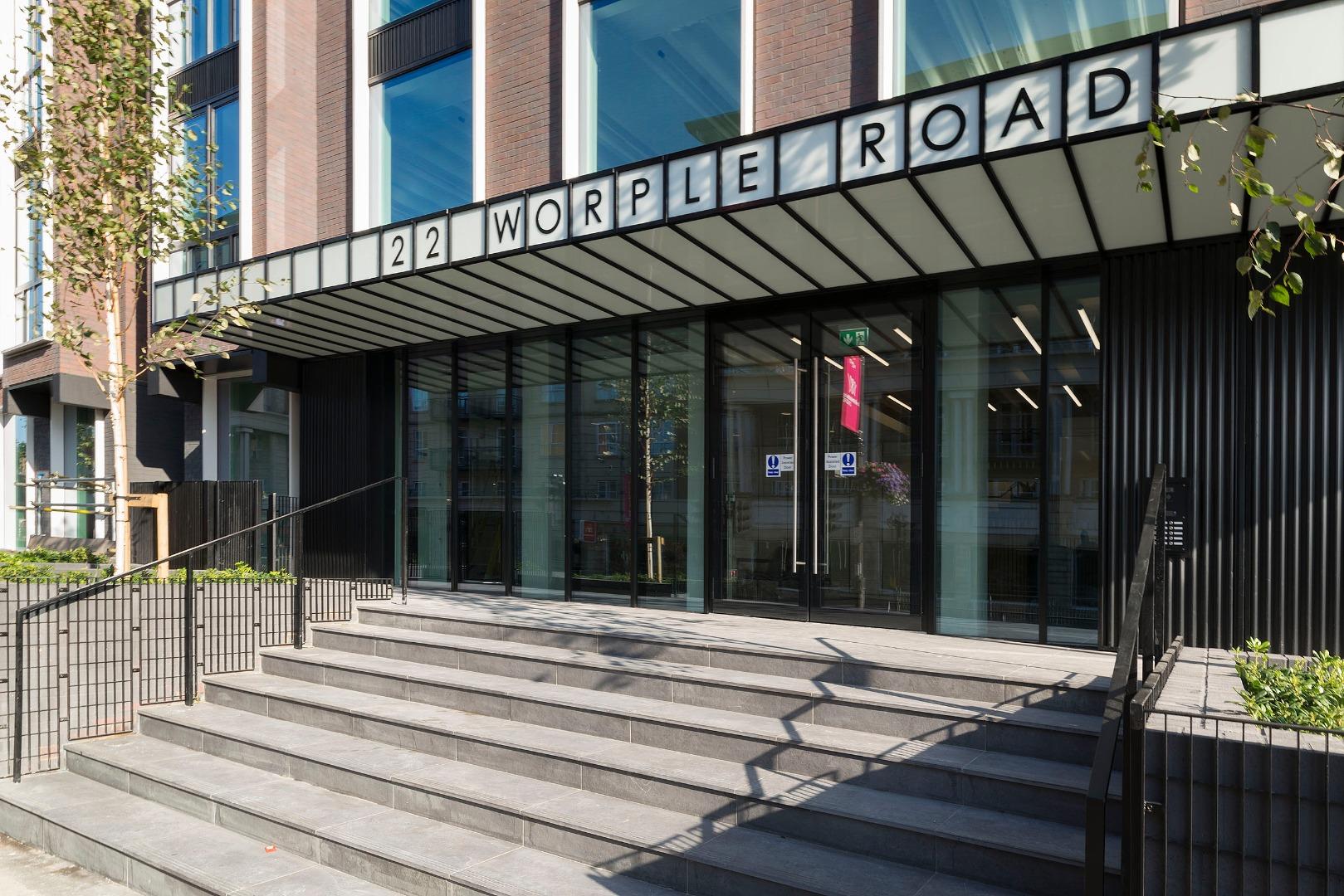 22 Worple Road Collins Construction